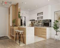 Thiết kế nội thất căn hộ chung cư ở Hoàng Cầu - Nội thất Jhome