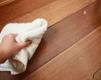 Bí quyết vệ sinh sàn gỗ dễ làm mà hiệu quả - Nội thất Jhome