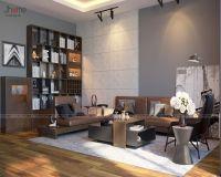 Thiết kế nội thất nhà lô phố Dịch Vọng Hậu - Nội thất Jhome