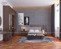 Thiết kế nội thất phòng ngủ nhà lô phố Dịch Vọng Hậu - Nội thất Jhome