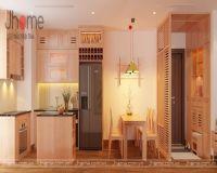 Thiết kế nội thất căn hộ tòa CT4 chung cư Vimeco - Nội thất Jhome