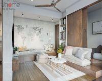 Thiết kế nội thất căn hộ tập thể cũ Animex - Nội thất Jhome