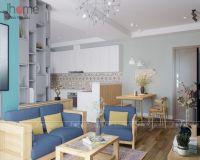 Thiết kế nội thất chung cư Ecopark nhà anh Phúc - Nội thất Jhome