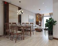 Thiết kế nội thất chung cư Victoria Văn Phú - Nội thất Jhome