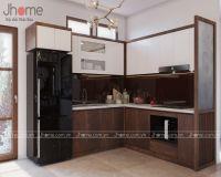 Thiết kế nội thất phòng bếp nhà liền kề Ecopark - Nội thất Jhome