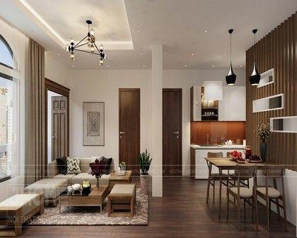 Thiết kế nội thất nhà phố Nguyễn Xiển - Nội thất Jhome