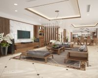 Thiết kế nội thất biệt thự Vinhomes Harmony - Nội thất Jhome