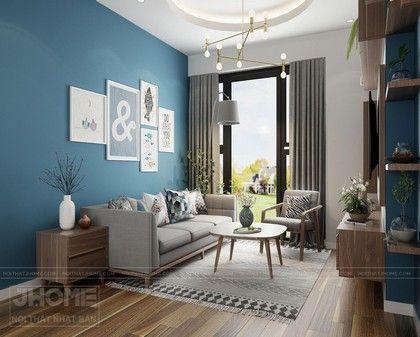 Thiết kế nội thất chung cư đường Giải Phóng - Nội thất Jhome