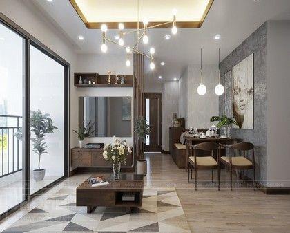 Thiết kế nội thất chung cư Vinhomes Greenbay - Nội thất Jhome
