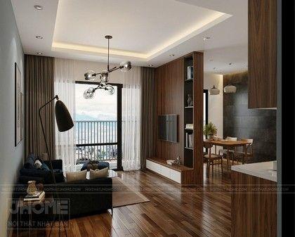 Thiết kế nội thất chung cư FLC Đại Mỗ - Nội thất Jhome