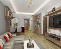 Thiết kế nội thất chung cư One - Nội thất Jhome