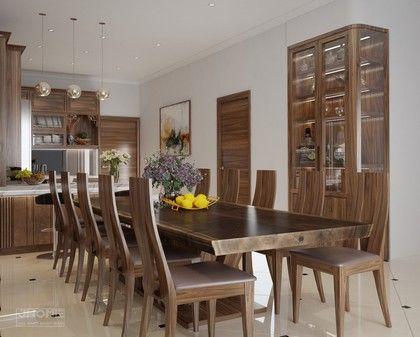 Thiết kế nội thất biệt thự ở Hưng Yên - Nội thất Jhome