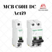 MCB ACTI9 C60H-DC SCHNEIDER