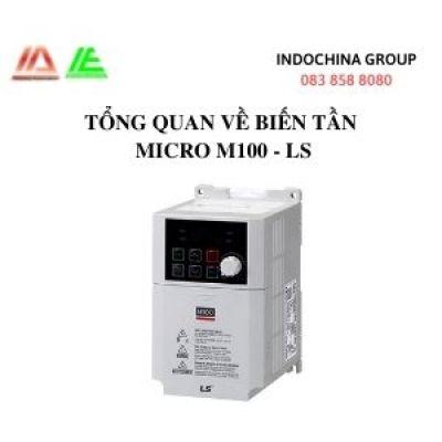TỔNG QUAN VỀ BIẾN TẦN MICRO M100 - LS