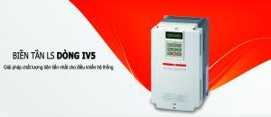 BIẾN TẦN LS SV055IV5-4DB, 5,5KW