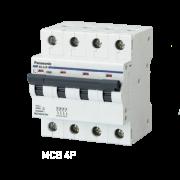MCB PANASONIC DIN BD- 63- 4P ~415VAC 6KA 6A