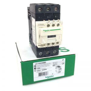 Khởi Động Từ TeSys loại LC1D 40A 18.5kW 1NO 1NC