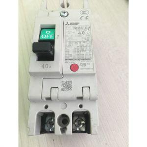 MCCB MITSUBISHI NF63 CV 2P 7.5KA 3A