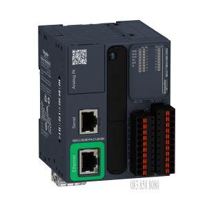 PLC MODICON  M221-16IO RELAY ETH SPRING MODULAR 100-240VAC