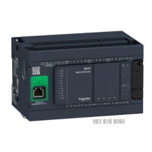 PLC MODICON M241-24IO RELAY EHTERNET 100-240VAC