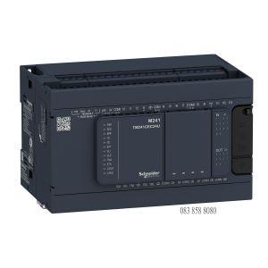 PLC MODICON M241-24IO RELAY 100-240VAC