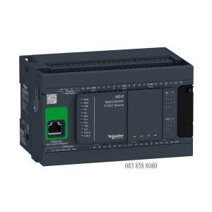 PLC MODICON M241-24IO TR.SOURCE ETH CAN MASTER 24VDC