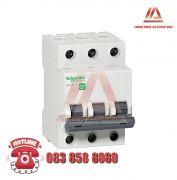 MCB 3P 400V 4.5KA 50A EZ9F34350