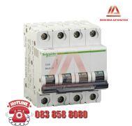 MCB 4P 400V 4.5KA 40A EZ9F34440