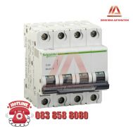 MCB 4P 400V 4.5KA 50A EZ9F34450