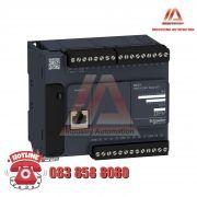 PLC MODICON M221 24IO TM221C24R