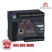 PLC MODICON M221 24IO TM221C24T