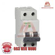 MCB 2P 230V  4.5KA 6A EZ9F34206