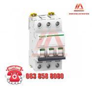 MCB IC60L 3P 15KA 10A A9F94310