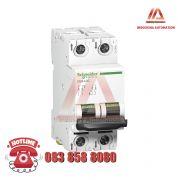 MCB C60H DC 2P 0.5A A9N61520