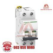 MCB IC60N 2P 6KA 63A A9F74263
