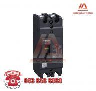 MCCB TYPE H 2P 50A EZC100H2050