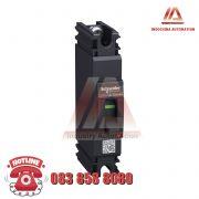 MCCB TYPE N 1P 80A EZC100N1080