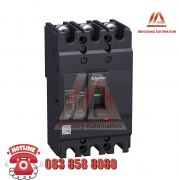 MCCB TYPE H 3P 25A EZC100H3025