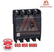 MCCB TYPE N 4P 100A EZC250N4100