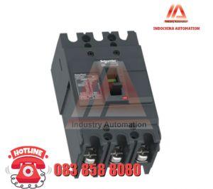 MCCB TYPE F 3P 160A EZC250F3160