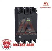 MCCB TYPE H 4P 400A EZC400H4400N