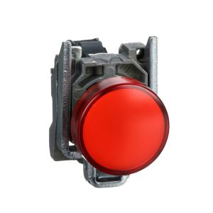 ĐÈN BÁO XB4 PHI 22 RED XB4BVB4