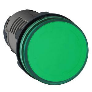 ĐÈN BÁO XA2 GREEN 220VAC XA2EVM3LC