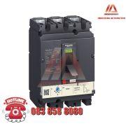 MCCB CVS160B 3P 125A LV516302