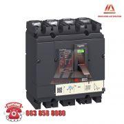 MCCB CVS160B 4P 125A LV516312