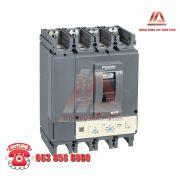 MCCB CVS630F 4P 600A LV563309