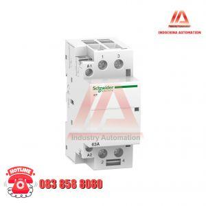 CONTACTOR ICT 63A 24VAC A9C20162