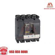 MCCB NSX250N 4P 250A LV431840