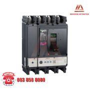 MCCB NSX400N 4P 400A LV432694