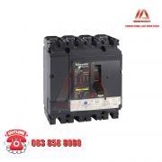 MCCB NSX100H 4P 100A LV429680